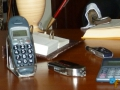 Soportes para los teléfonos