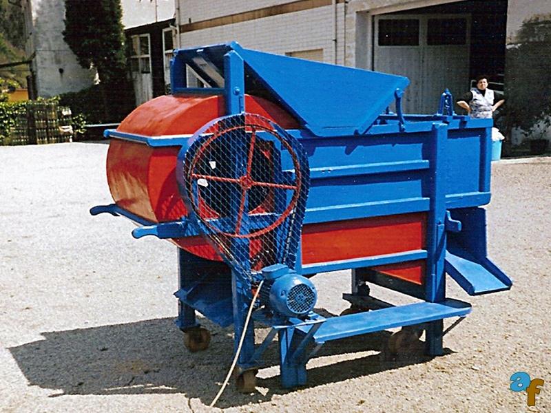 Limpiadora de trigo